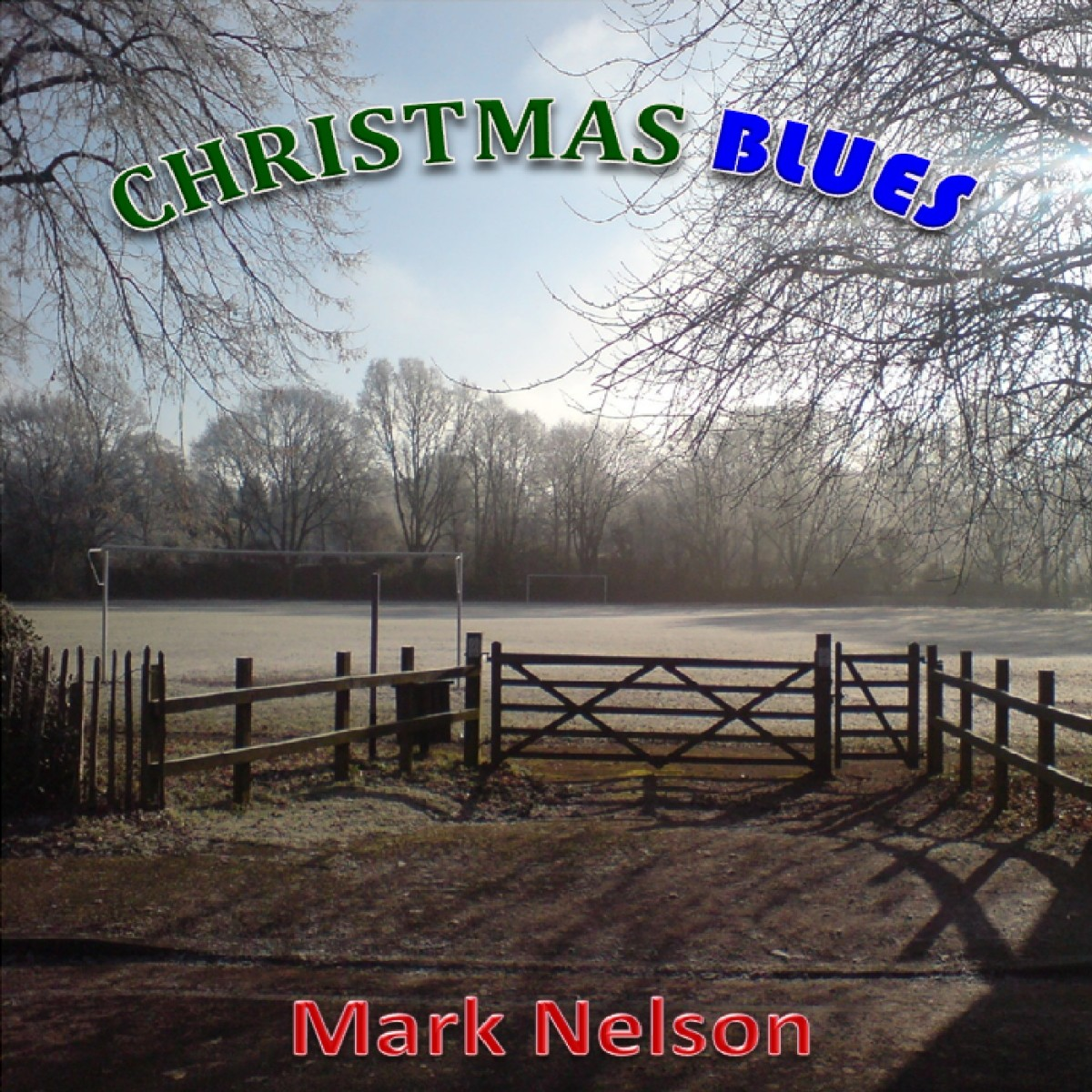 xmas blues cd cover 3
