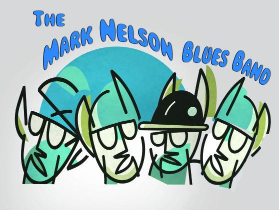 MN Blues Band Logo