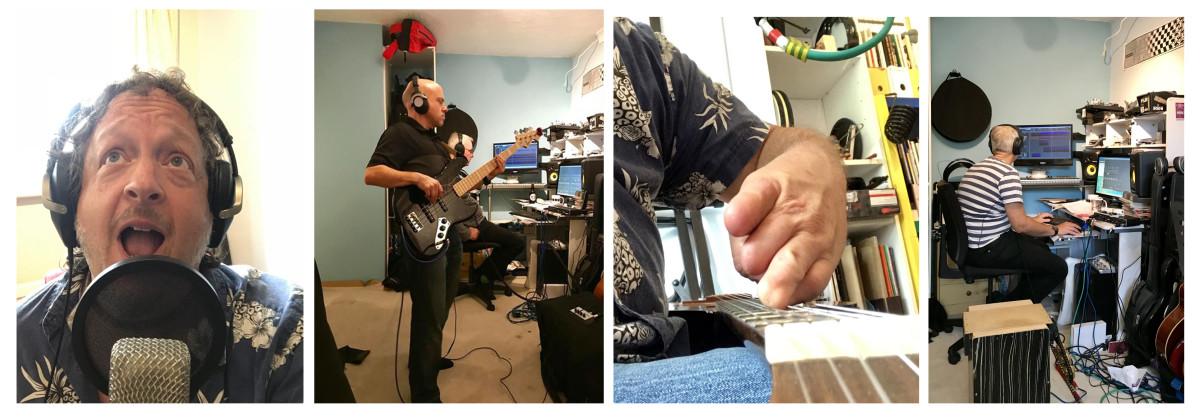 Recording Album